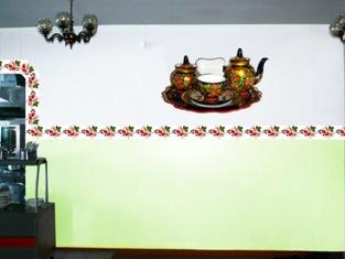 Школа Барнаул Конкурс столовых Рис Лучшие творческие работы учащихся созданные в рамках интегрированного учебного проекта ИЗО и ИКТ Дизайн обеденного зала школьной столовой